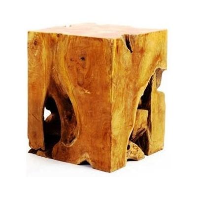 Prime Liquidations Teak Root Bowls Blocks Open To View